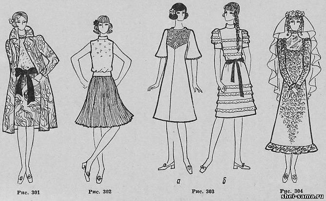 Выкройки нарядного платья 48 50 р р. Выкройка нарядного женского платья.