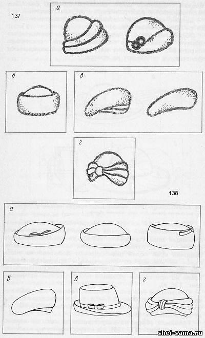 Как сшить тюрбан шапку 57