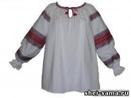 Рубашка женская 55